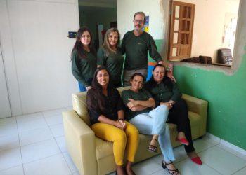 Equipe do Instituto Vitória Humana