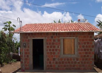 After, a new house built by Generous Hearts