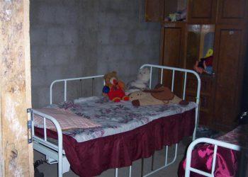Os dormitórios acomodam de bebês a adolescentes.